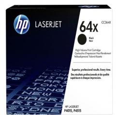 惠普(HP)CC364X 黑色大容量硒鼓 64x(适用LaserJet P4014 P4015 P4515)约24000页    HC.1269