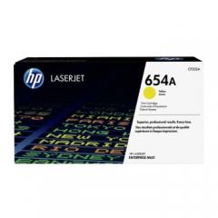 惠普(HP)CF332A 高容量黄色硒鼓 654A (适用M651机型) 约15000页     HC.1270
