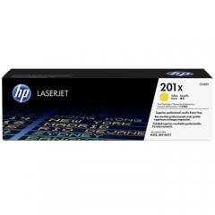 惠普(HP)CF402X 高容量黄色硒鼓 201X (适用M252/MFP M277机型) 约2300页     HC.1274