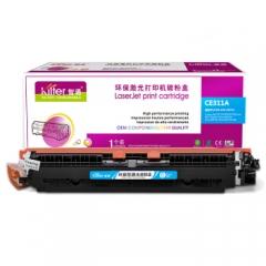 智通ZT CE311A/329兰粉(适用HP LaserJet CP1025 M175a M175nw M275 LBP7010C LBP7018C)     HC.1278