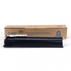 智通ZT TS-T2507C黑色高容粉盒(适用E-STUDIO 2006/2306/2506/2307/2507)     HC.1349