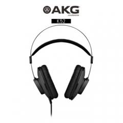 AKG 爱科技K52 头戴式专业录音监听耳机有线     PJ.662