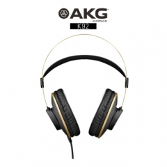 爱科技(AKG) K92 头戴式专业监听耳机    PJ.663