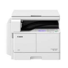 佳能(CANON)iR2206N A3黑白激光数码复合机一体机含盖板(打印/复印/扫描/WiFi)2204N升级版 FY.294