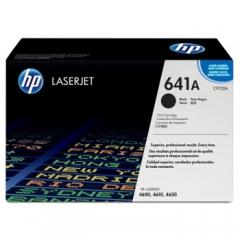 惠普(HP)641A系列C9720A黑色原装硒鼓 (适用4600DN/4650系列机型) 约9000页    HC.1409