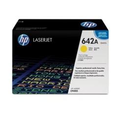 惠普(HP )642A硒鼓 CB402A系列黄色硒鼓 (适用hp CP4005 CP4005N CP4005DN打印机)    HC.1413