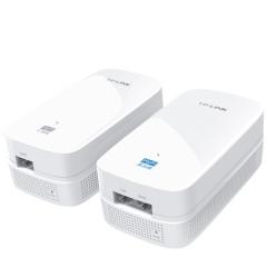 TP-LINK HyFi智能高速无线套装路由器 无线电力猫穿墙宝 WiFi信号放大(TL-H610R&TL-H610E )    WL.640