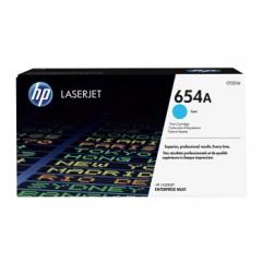 惠普(HP)CF331A 高容量青色硒鼓 654A (适用M651机型) 约15000页    HC.1441