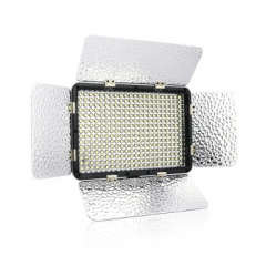 沣标FB-LED-330A补光灯柔光灯 摄像机/单反/微单拍摄专业补光灯 可调色温外置增光补光灯    ZX.409