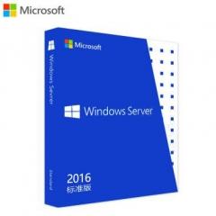 微软(Microsoft) Windows Server 2016 操作系统(标准版) RJ.023