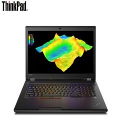 联想ThinkPad P73 移动工作站 i7-9850H/32G内存/256G SSD/2T机械/RTX3000 6G独显/17.3英寸 4K屏幕     WL.645