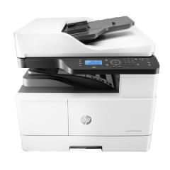 惠普(HP)M439nda 黑白激光办公数码复印扫描多功能一体机 (双打双复双扫+有线网络+输稿器) DY.343