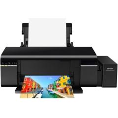 爱普生(EPSON) L805 A4六色照片打印WIFI手机家用彩色照片打印 6色专业喷墨照片打印机 L805标配(L801升级款) FY.306
