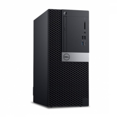 戴尔(DELL)OptiPlex 7070 Tower 261167 /I5-9500/Q370/8G/256G固态+1T/独立/2G/DVDRW  PC.2291