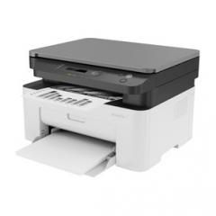 惠普(HP)Laser MFP 136a 锐系列新品黑白激光多功能一体机 三合一(打印/复印/扫描) DY.346