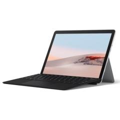 微软(Microsoft)Surface Go 2 亮铂金+黑色键盘 | 二合一平板电脑 笔记本电脑 10.5英寸 奔腾金牌4425Y 8G 128G SSD  PC.2184