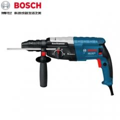 博世(Bosch) 电锤GBH2-28DFV多用四坑锤钻电钻电镐三功能冲击钻家装电动工具 标配      JC.1140