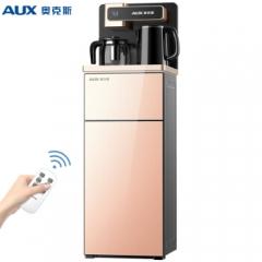 奥克斯(AUX)茶吧机 家用多功能智能遥控冷热型立式下置式饮水机 YCB-0.75Q    DQ.1605