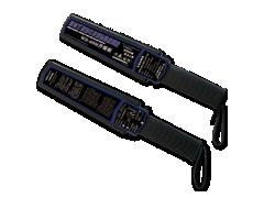 洪威技防(R)WB-6006升级版考场会场专业型手持金属探测器      WL.653
