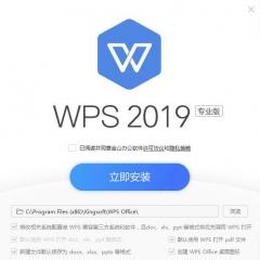 金山WPS Office 2019专业增强版(一年服务) RJ.025