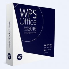 金山 WPS Office 2016 专业版  RJ.026