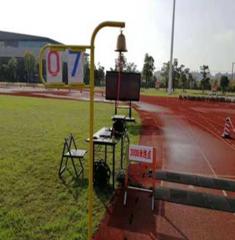 LJYZN RFID 中长跑测试仪跑步计时计圈器部队体能考核记时记圈系统自动    TY.1244