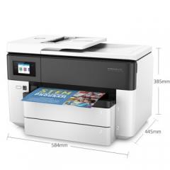 惠普(HP)OfficeJet Pro 7730彩色A3喷墨打印机一体机 DY.356