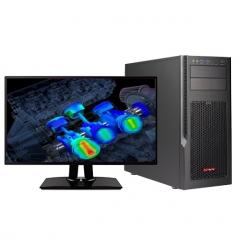 UltraLAB 有限元分析工作站 AX400 142384-MAC /18核4.2GHz(水冷) +384GB DDR4/RTX4000/1TB SSD +1TB高速盘/6TB SATA WL.698