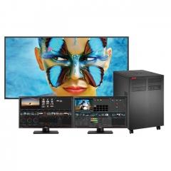 UltraLAB 8K后期调色工作站 GT400M 148128-114TT /28核4.8GHz+128GB DDR4/2*RTX2080Ti/512GB SSD+3.2TB高速盘/114TB存储 WL.676