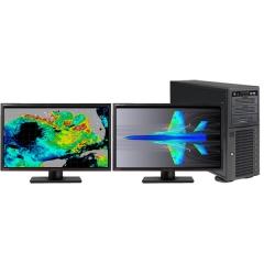 UltraLAB 高性能计算工作站 EX630 233768-MCG /双Xeon金6258R 56核 3.3GHz~+768GB DDR4/GV100/3.84T+4TB高速盘+70TB存储 WL.705