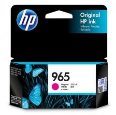 惠普 HP 3JA78AA 965 品红色墨盒(适用于HP OfficeJet Pro 9010/9019/9020) HC.1573