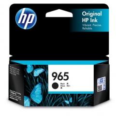 惠普 HP 3JA80AA 965 黑色墨盒(适用于HP OfficeJet Pro 9010/9019/9020) HC.1576