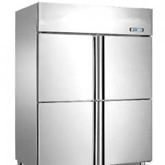 卡姆尼直冷单温冷冻四门冰柜 DQ.1629