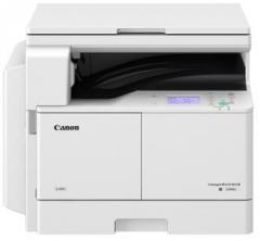 佳能(Canon)iR2206L A3黑白激光数码复合机复印机含盖板(打印/复印/扫描)复印机iR2204L升级型号 FY.313