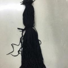 账带 账绳 装订线 黑色(长度:80厘米)200根/捆 BG.444
