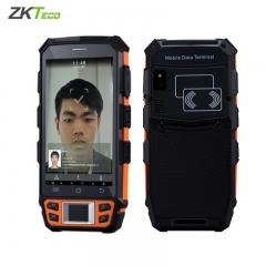 中控(ZKTeco)ID510 手持式人证核验终端人脸比对 指纹比对二代证阅读器移动终端 IT.1274
