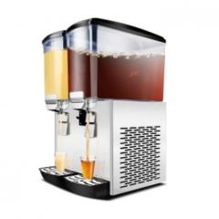 德玛仕 GZJ234 全自动饮料机商用双缸果汁机 32L大容量201无磁不锈钢机身  DQ.1640