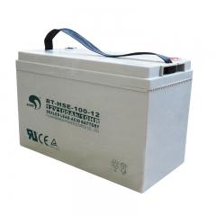 赛特 BT-HSE-100-12 铅酸电池 100AH  12V WL.742