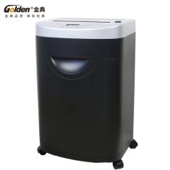 金典(GoldeIn) GD-615D 高保密碎纸机 黑色 (单位:台)  IT.1019