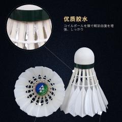 尤尼克斯YONEX羽毛球AS-03耐打鸭毛羽毛球(1桶12只装)TY.1255