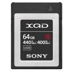 索尼 SONY QD-G64F XQD 相机存储卡 64G  ZX.445