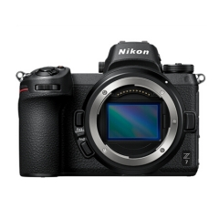 尼康(Nikon)Z7 全画幅微单 数码相机 微单机身 ZX.435