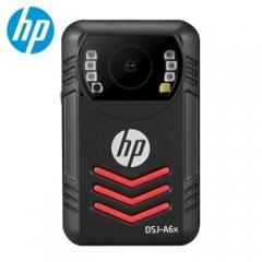 惠普(HP)DSJ-A6x执法记录仪高清红外夜视1800P现场记录仪 ZX.447