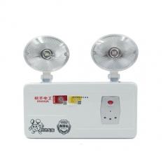 敏华(MINHUA)应急灯充电照明双头LED应急灯 JC.1521