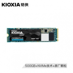 铠侠(Kioxia)SSD固态硬盘 NVMe.M2接口EXCERIA NVMe协议 RD10-500G PJ.715