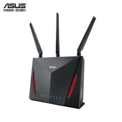 华硕(ASUS)RT-AC86U无线路由器低辐射/高速路由/支持AiMesh   WL.239