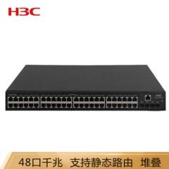 华三(H3C)S5048PV3-EI  52端口千兆以太网交换机(48GE+4SFP)   WL.242
