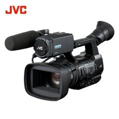 JVC GY-HM660 高清专业手持新闻摄像机 直播摄像机/录课 含64G存储卡/读卡器/电池/充电器/三脚架/摄像机包  ZX.454