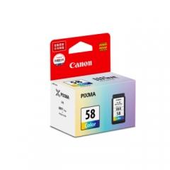 佳能(Canon)CL-58彩色墨盒(适用E488/E4280/E478/E468/E418) HC.1608