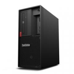 联想 ThinkStation P320 / P330 工作站主机 图形台式机 P330 I7-9700 8核3.0G 32G内存/256G+2T硬盘/P400-2G WL.248